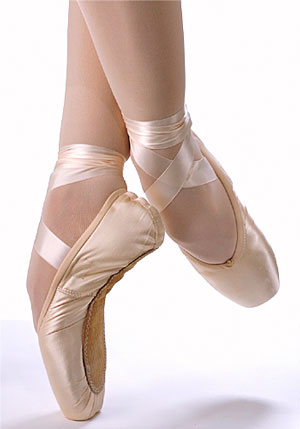 En Pointe' can be very dangerous