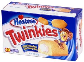 The Twinkie 1933 2012 Siowfa12 Science In Our World