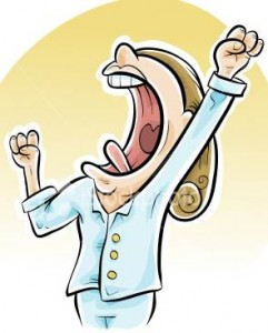 Is Yawning Contagious? - SiOWfa12: Science in Our World ...