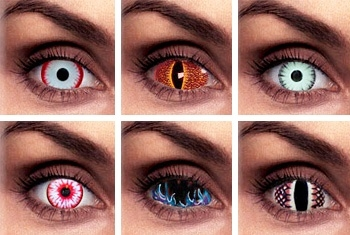 Permalink to Cosmetic Colored Contacts