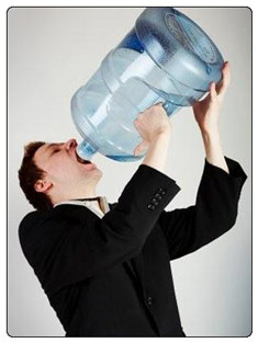 Can Drink Alot Of Bottled Water
