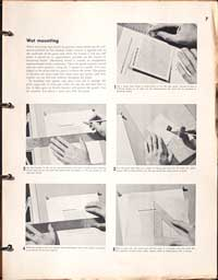 Page from the Famous Artists course.