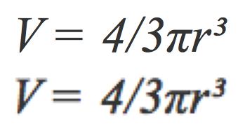 Enlarged formula. Text is crisper than image