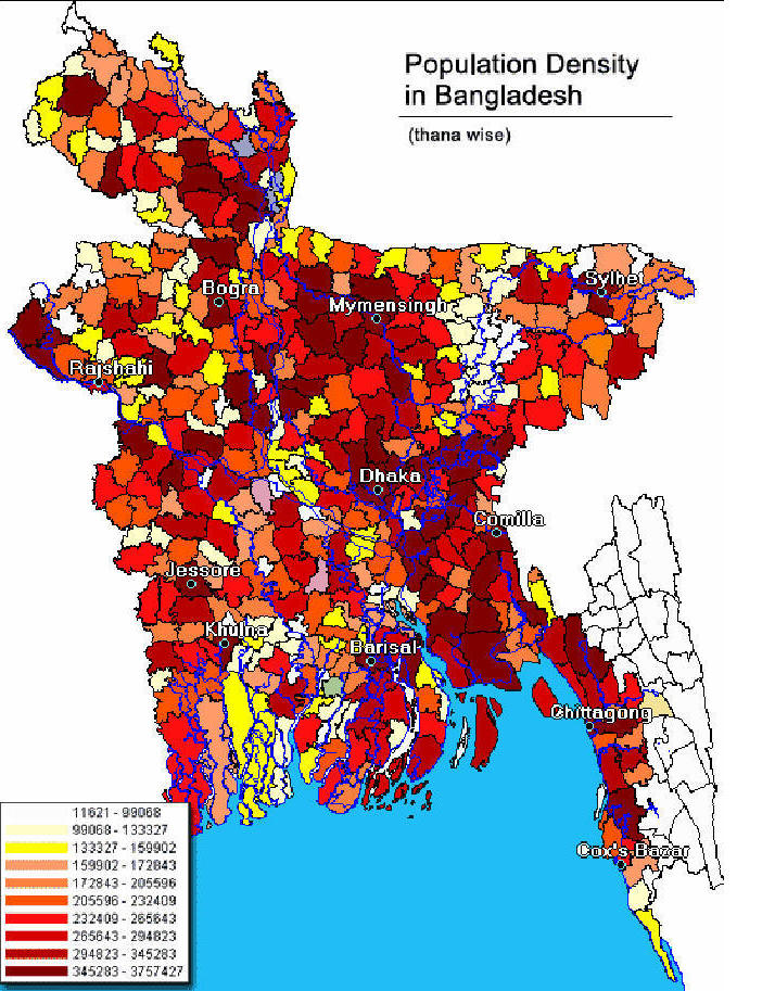 population density essay The influence of population growth  this essay has three objectives, each designed to improve understanding and  population growth and increased human density.