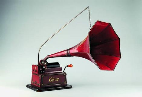 The History Of Phonograph