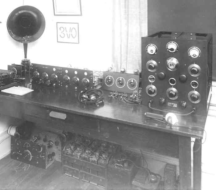 The history of the radio for Classic house radio station