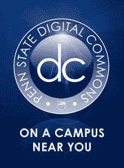 Digital Commons at Penn State.