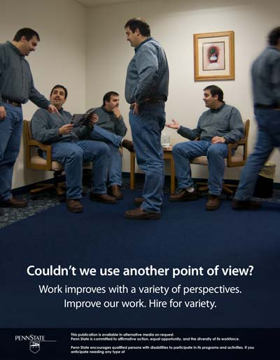 Could your work use additional points of view?