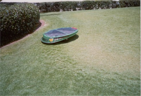 Robotic Lawn Mower