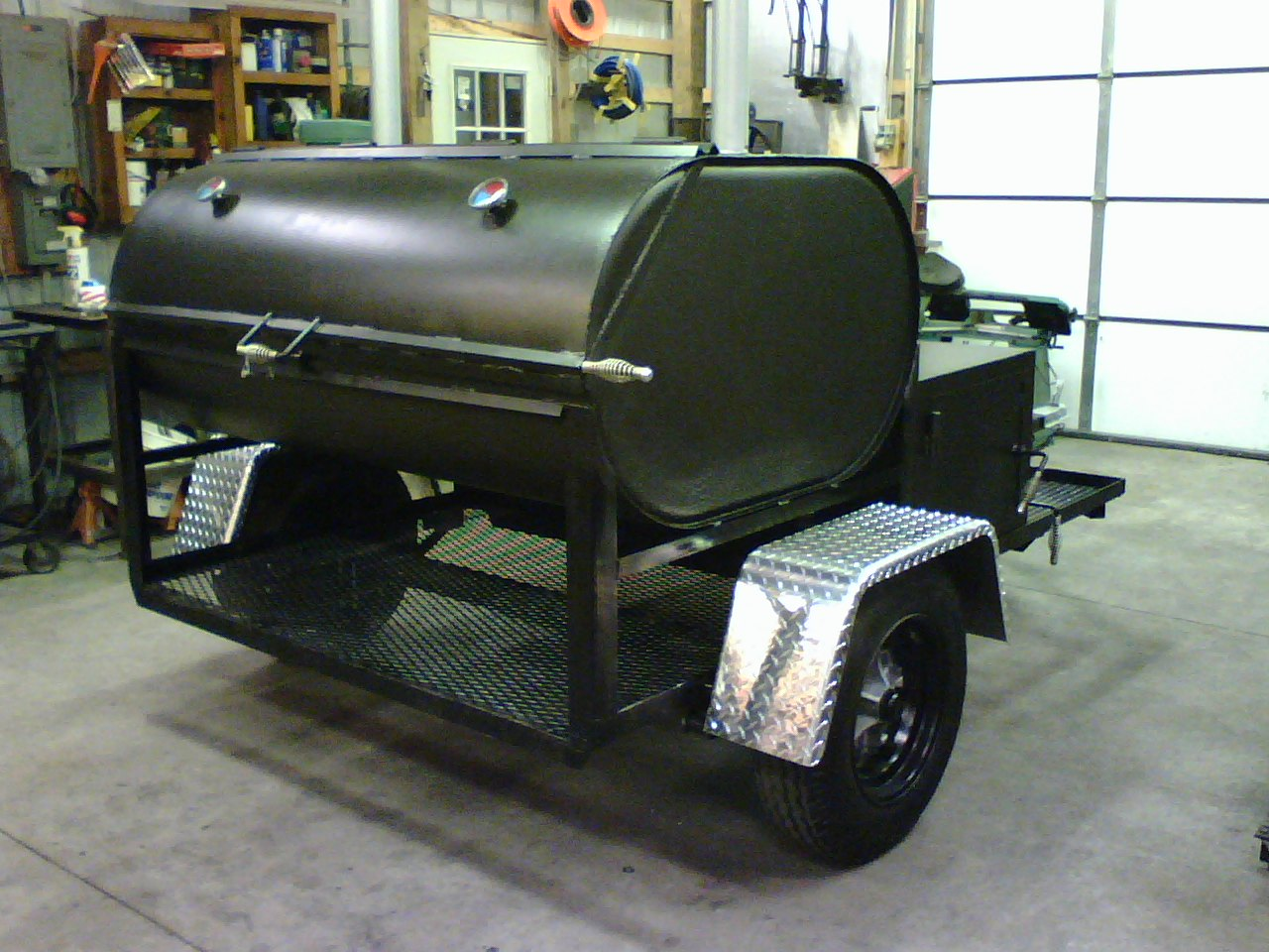 Bbq Trailers | Autos Post