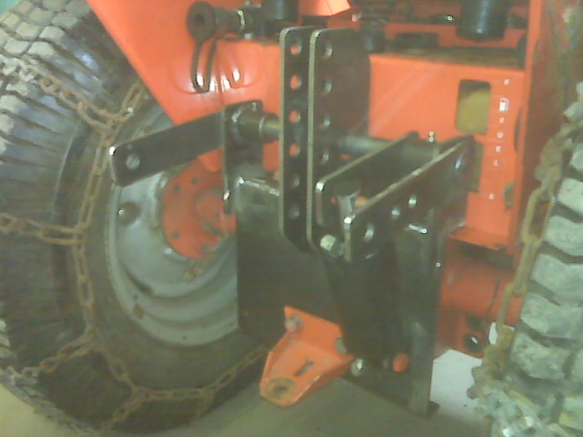Homemade Garden Tractor 3 Point Hitch Plans : Case garden tractor point hitch bing images