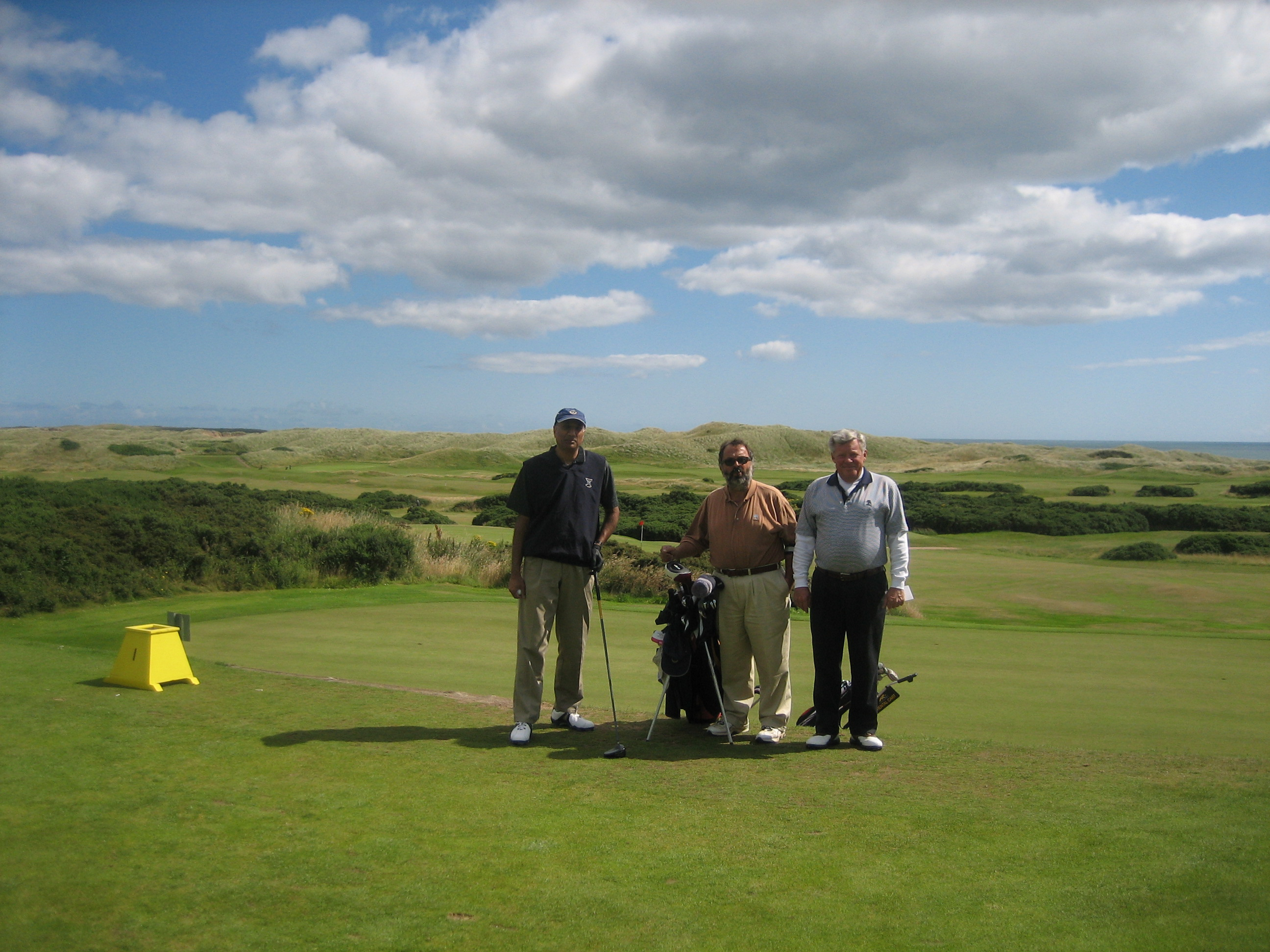 cruden bay golf