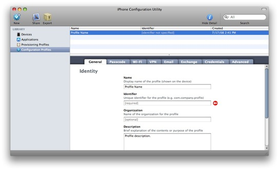 iphone configuration utility mac 802 1x and vpn using the iphone configuration utility 2566
